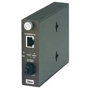 CONVERSOR DE MÍDIA 10/100 WDM TX1310 (20KM) - TFC-110S20D3