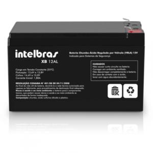 BATERIA VRLA 12V XB 12 AL - INTELBRAS
