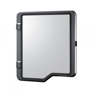 TAMPA LATERAL + FRONTAL IMPRESSORA 3D ZORTRAX M200