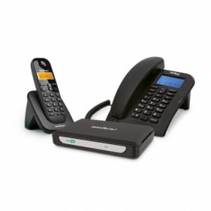 SISTEMA DE COMUNICACAO TELEFONICA MINICOM SLIM INTELBRAS