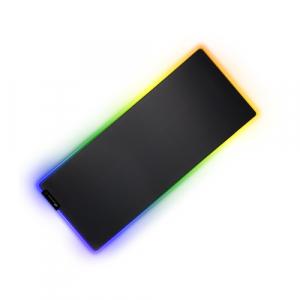 MOUSE PAD GAMER ARCTICUS LED-01 LED RGB EXTRA GRANDE 300 X 780 X 3MM PRETO