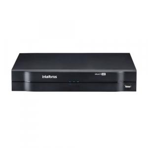 GRAVADOR DIGITAL 8CH MHDX 1008 C/ HD 6TB INTELBRAS