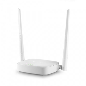 ROTEADOR WIRELESS 300 MBPS C/ 02 ANTENAS E FIRMWARE PERSONALIZAVEL N301P TENDA