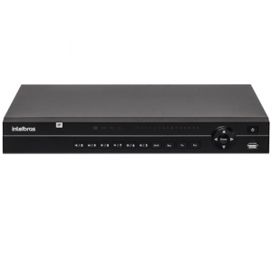 NVR INTELBRAS NVD 1232 COM HD 4 TB 32 CANAIS