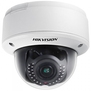 CÂMERA IP DOME 1.4MP 2,8-12MM POE 30 MTS DS-2CD4312F-IZS HIKVISION
