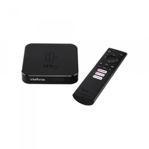 SMART BOX INTELBRAS IZY PLAY ANDROID TV