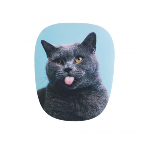 MOUSE PAD RELIZA NEOBASIC FUNNY CAT