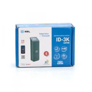 CONTROLADOR DE ACESSO HDL ID-3K LEITOR