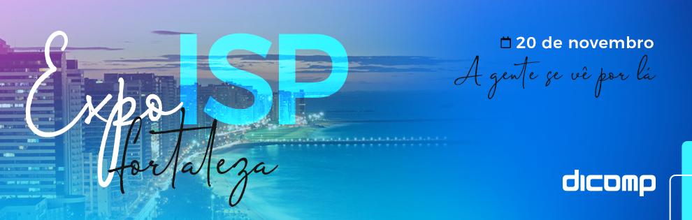 Venha conferir a Dicomp na Expo ISP Brasil