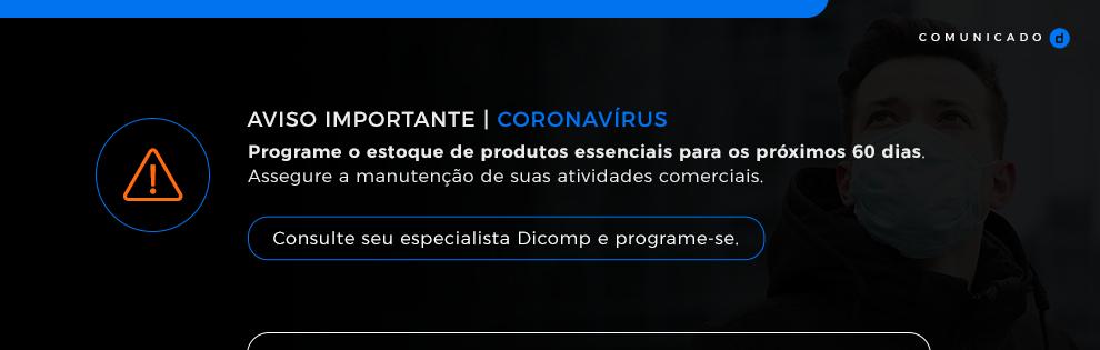 Aviso Importante | Coronavírus