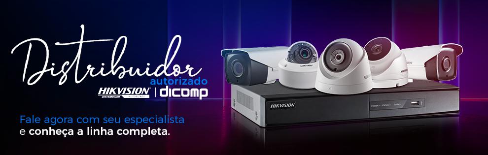 Dicomp, distribuidor autorizado Hikvision