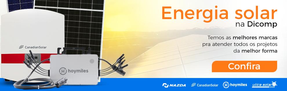Melhores marcas de energia solar