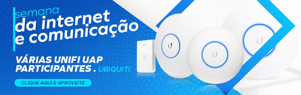 Semana da Internet e Comunicação - Ubiquiti