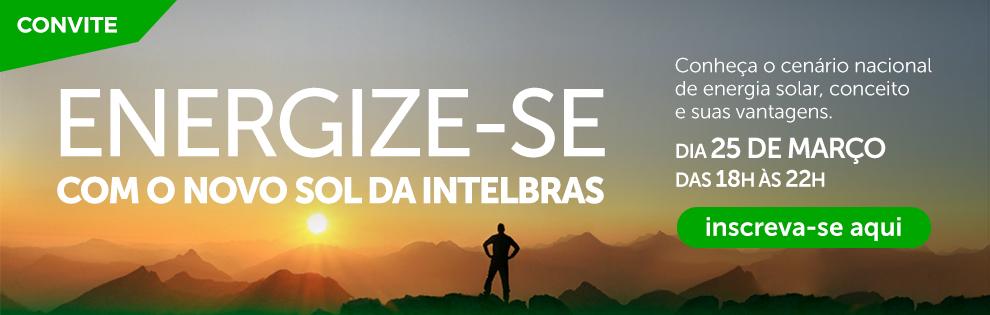 Ergergia solar | Intelbras