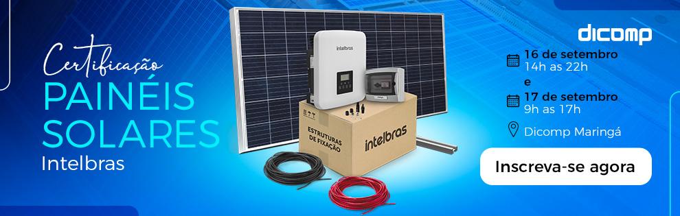 CERTIFICAÇÃO TÉCNICO EM ENERGIA SOLAR
